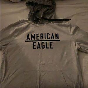 American Eagle lightweight hoodie